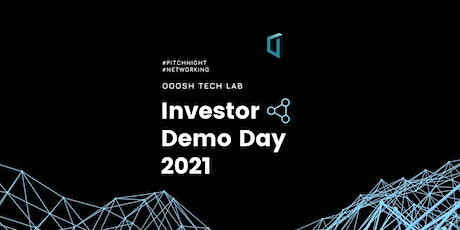 Ooosh Tech Lab Investor Demo Day 2021 (Virtual Attendees) tickets