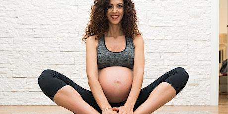 Pregnancy Yoga // Schwangerschaftsyoga  TUE 10:30am (ONLINE/LIVE) Tickets