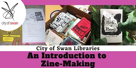 An Introduction to Zine-Making (Midland) tickets