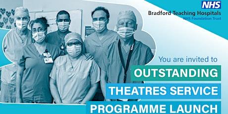 OTS Programme Launch tickets