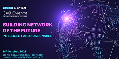 Building Network of the Future – Intelligent and Sustainable tickets