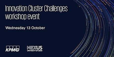 Innovation Cluster Challenges Workshop tickets