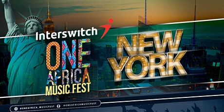 Interswitch One Africa Music Fest tickets