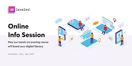 Tech Fundamentals Info Session tickets