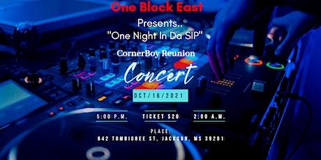 CornerBoy Reunion Concert tickets