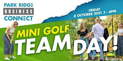 PRBizConnect Team Day – 18 Hole Mini Golf