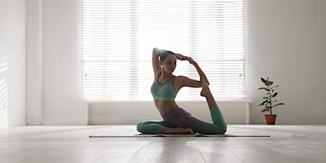 Freshers Fair Yoga Class tickets