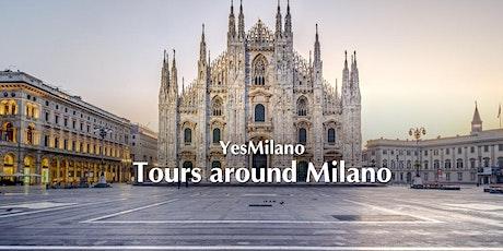 Passeggiata dal Duomo di Milano fino a S. Babila tickets