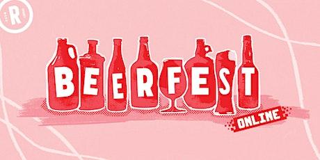 BeerFest | Online Beer Tasting Night tickets