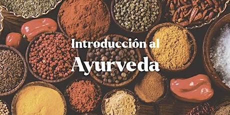 Introducción al Ayurveda tickets