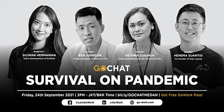 GoChat Medan: Survival on Pandemic Business Edition tickets