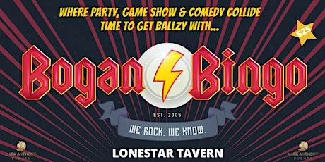 Bogan Bingo Is Coming To The Gold Coast, Lonestar Tavern, October 15 tickets
