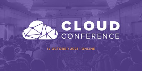 Cloud Conference 2021 tickets