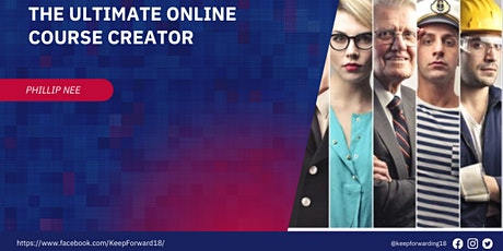 The Ultimate Online Course Creation tickets