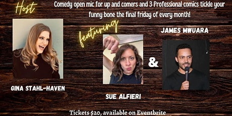 Final Funny Friday tickets