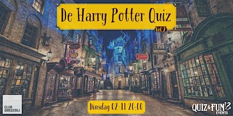 De Harry Potter Quiz  vol.2| Tilburg tickets