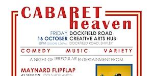 Cabaret Heaven at Dockfield Road Shipley