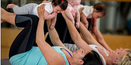 Mum &  Baby Yoga (from crawling) tickets