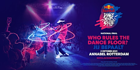 Red Bull Dance Your Style Netherlands tickets