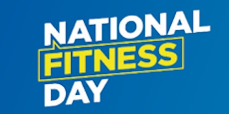 National Fitness Day - Introduction to Weights tickets