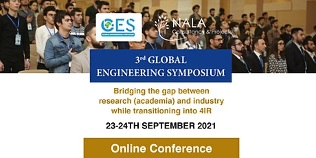 3rd Global Engineering Symposium tickets