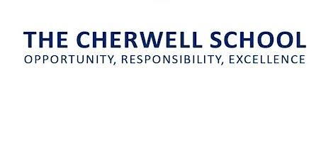 The Cherwell School Open Mornings tickets