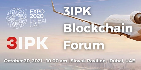 3IPK Blockchain Forum tickets