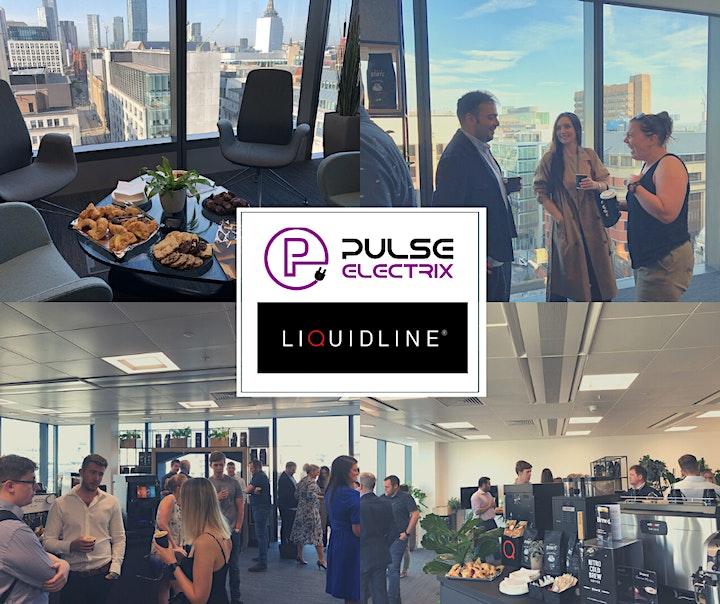 Pulse Connex & Liquidline Networking Coffee Morning image