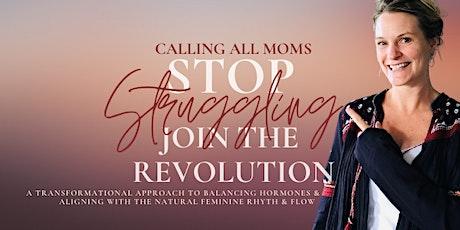 Stop the Struggle, Reclaim Your Power as a Woman (BENDIGO) tickets