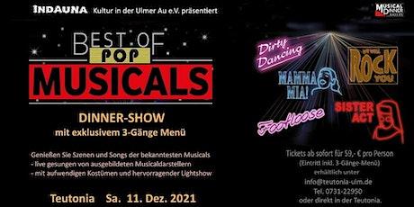 Musical Dinner Show Tickets