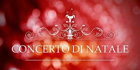 CONCERTO DI NATALE (CLIVIS AND FRIENDS) biglietti