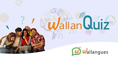 Wallan'Quiz (NL) billets