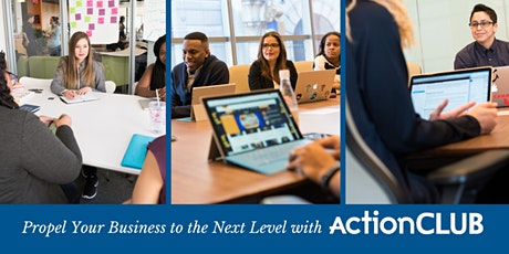 ActionCLUB Mansfield Business Growth Taster Session tickets