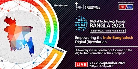 Digital Technology Senate Bangla 2021 tickets