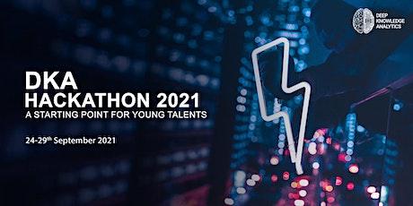 DKA Hackathon 2021 tickets