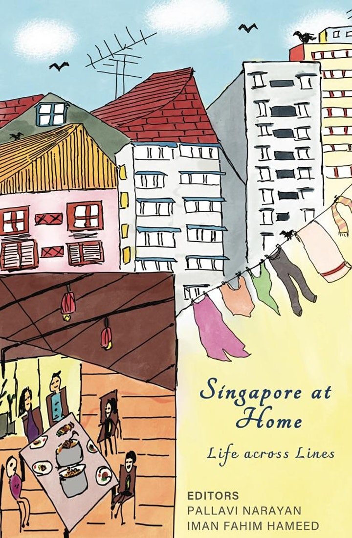 Singapore at Home: Life Across Lines   Singapore Literature Book Club image
