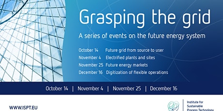 Grasping the Grid 2: Electrified plants and sites tickets