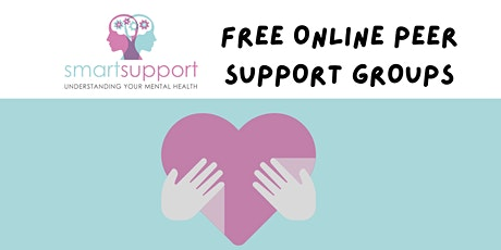 Online Peer Support Group for NDIS Participants - Hosted by Smart Support tickets