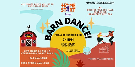 Barn Dance with live traditional Ceilidh Band! tickets