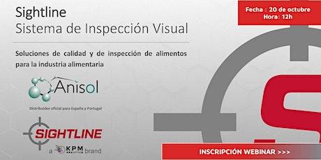 Sightline, SISTEMA DE INSPECCIÓN VISUAL. Calidad e inspección de alimentos entradas