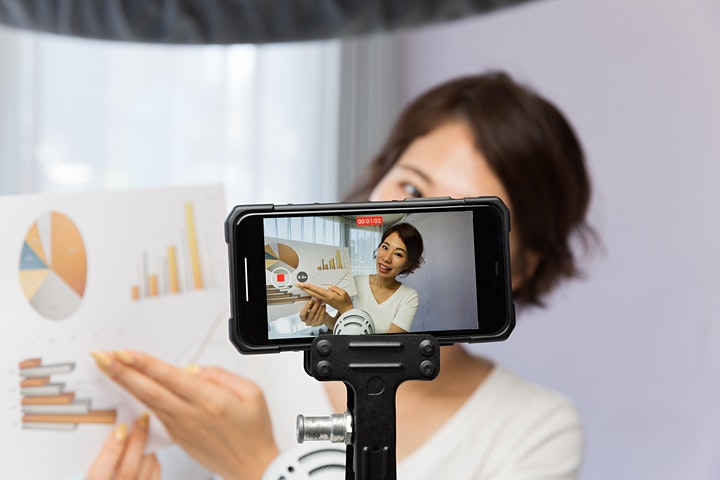 A New Era of Digital Marketing: Video Production with Smartphone image