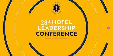 Hotel Leadership Conference 2022: BOLDER. BRAVER. BETTER. tickets