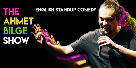English Standup Comedy Night Strasbourg billets