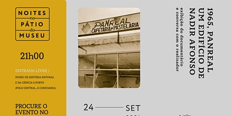 1965, Panreal um edifício de Nadir Afonso | Exibiç bilhetes