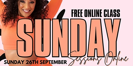 SUNDAY SESSIONS ONLINE tickets