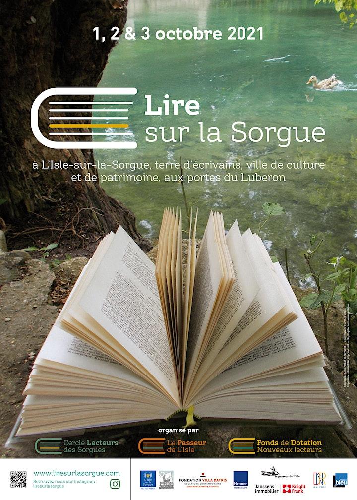 Image pour Rencontre avec Simonetta Greggio - Lire sur la Sorgue