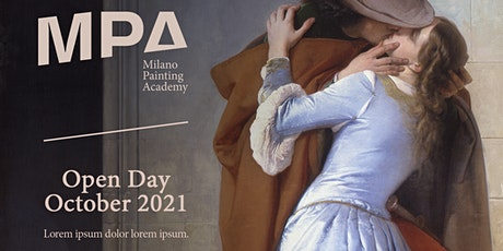 Copia di OPEN DAY  MPA | Milano Painting Academy biglietti