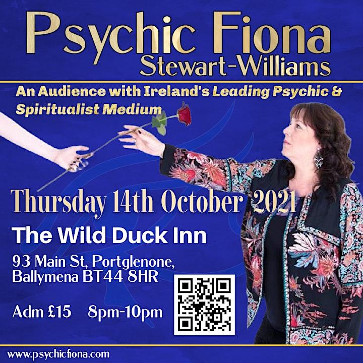 Psychic Night at The Wild Duck Inn image