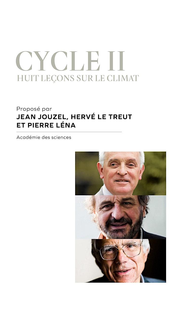 Image pour Conférences de l'Institut- Huit leçons sur le climat- Cycle II