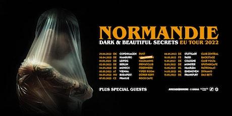 Normandie & Supports @ Viper Room, Wien *NEUES DATUM* Tickets
